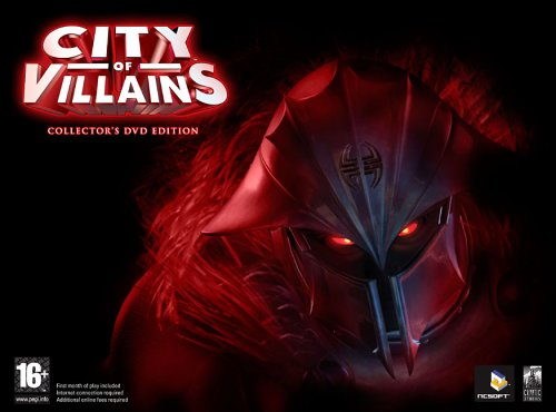 City of Villains Collectors Edition PC