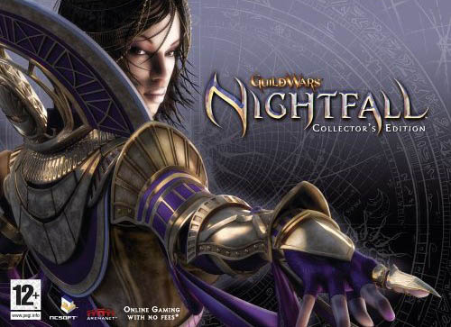 Guild Wars Nightfall Collectors Edition PC