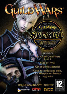 Guild Wars Special Edition PC
