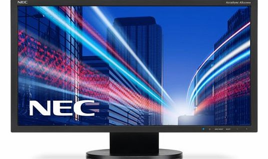 AccuSync AS222WM 21.5 inch Widescreen LED Monitor - Black (16:9, 1920x1080, 1000:1, 5ms, VGA/DVI-D)