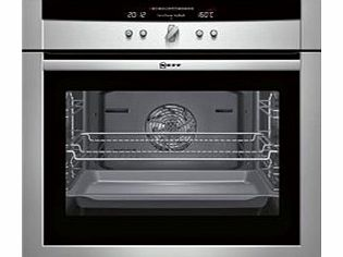 Neff B16P52N3GB built-in/under single oven