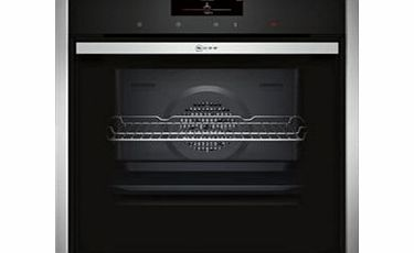 Neff B48CT38N0B built-in/under single oven