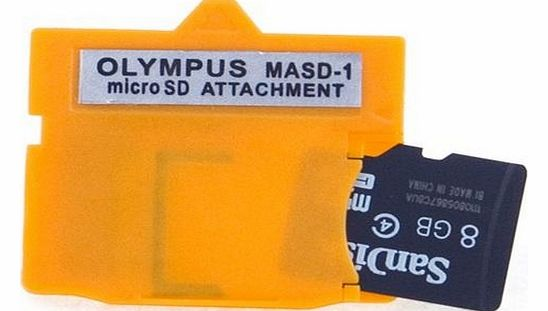 Neon Olympus MASD-1 xD Picture Card card adapter for