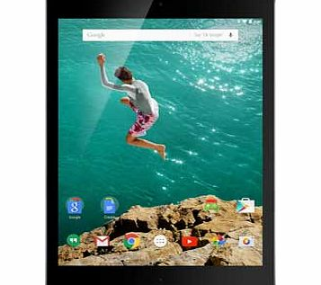 9 8.9 Inch 32GB Tablet - White