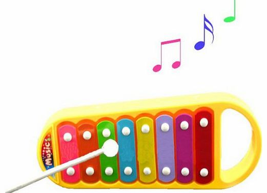nice nice Baby Child Kids 8-Note Xylophone Musical Wisdom Development Toys