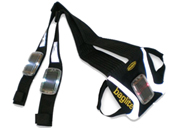 Nigel`s Eco Store Baglite - be seen at night with these unique