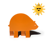 Nigel`s Eco Store Bear Night-night Light - solar powered for a