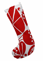 Nigel`s Eco Store Christmas Stocking - leave one out for Santa to