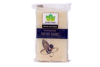 Nigel`s Eco Store Neroli and Orange Blossom Soap