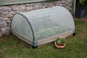 Nigel`s Eco Store Raised Bed Micromesh Cover