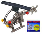 Nigel`s Eco Store Solar helicopter construction kit
