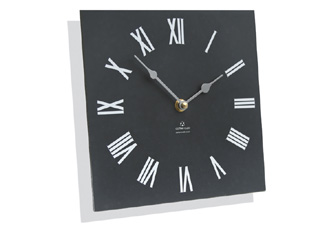 Nigel`s Eco Store Traditional Recycled Wall Clock