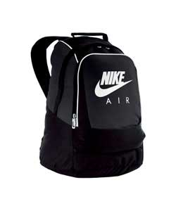 Black Graphic Air Backpack