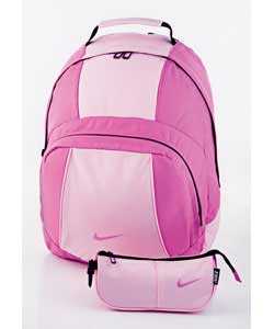 Campus Pink Backpack