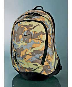 Diatribe Camo Medium Backpack