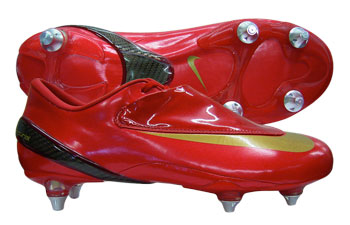 Nike Mercurial Vapor IV SG Football Boots Sport Red /