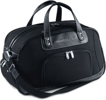 NIKE RESORT DUFFLE BAG Black/Silver