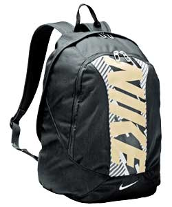 Graphic North Black Backpack