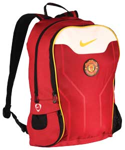 Man Utd Replica Backpack