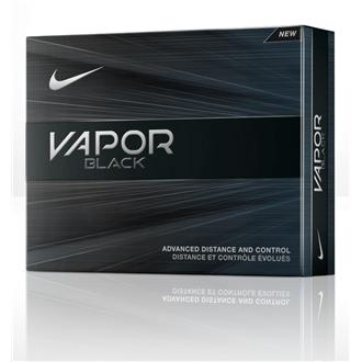 Vapor Black Golf Balls (12 Pack) 2012