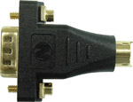 Serial Gender Changer 9-pin to PS/2 ( D
