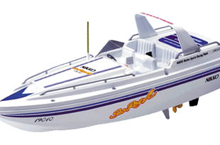 Sea Ray Remote Control Speedboat