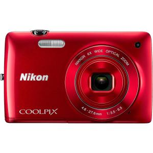 Coolpix S4200 Red