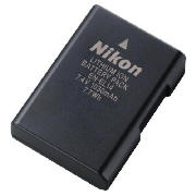 EN-EL14 Rechargeable Li-Ion Battery For