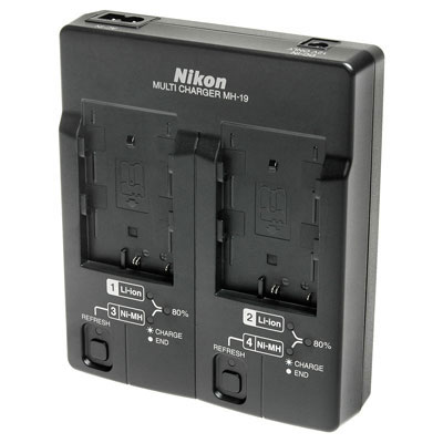 MH-19 Multi Battery Charger