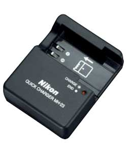 MH-23 Camera Battery Charger