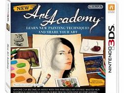 Art Academy on Nintendo 3DS