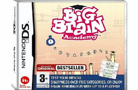 Big Brain Academy on Nintendo DS