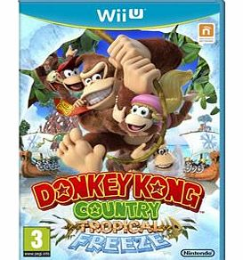 Donkey Kong Country Returns Tropical Freeze on