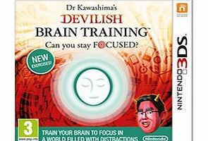 Dr Kawashimas Devilish Brain Training Can you