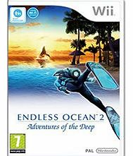 Endless Ocean 2 on Nintendo Wii