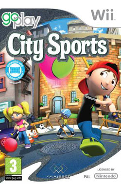 Go Play City Sports Wii