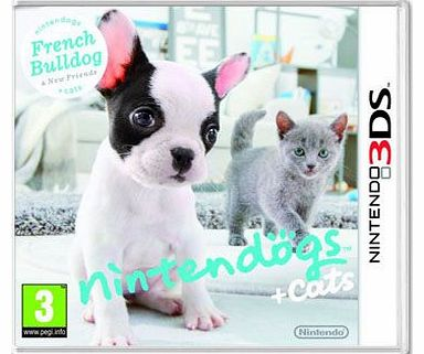 gs and Cats 3D - Bulldog on Nintendo 3DS