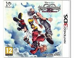 Kingdom Hearts 3D Dream Drop Distance on