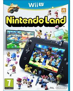 Land on Nintendo Wii U