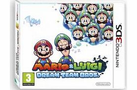 Mario & Luigi Dream Team Bros. on Nintendo 3DS