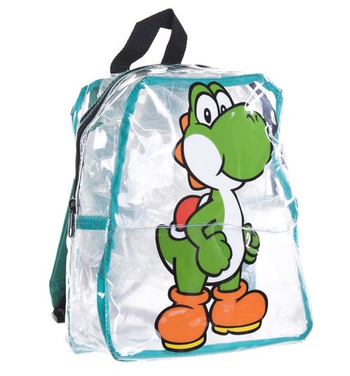Mario Brothers Yoshi Mini Backpack