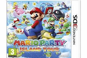 Mario Party Island Tour on Nintendo 3DS