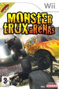 Monster Trux Arenas Wii