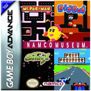 Namco Museum Collection GBA