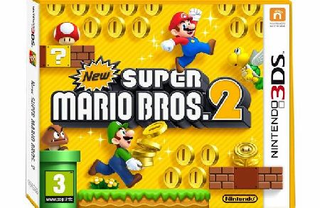 New Super Mario Bros 2 on Nintendo 3DS