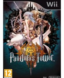 Pandoras Tower on Nintendo Wii