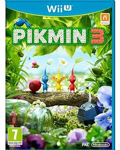Pikmin 3 on Nintendo Wii U