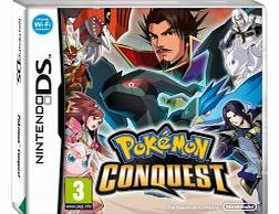 Pokemon Conquest on Nintendo DS