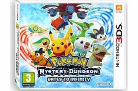 Pokemon Mystery Dungeon Gates to Infinity on
