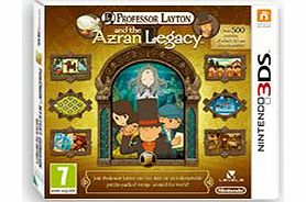 Professor Layton and the Azran Legacy on